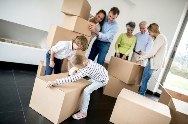 Moving with Children – How to Move Without Tears